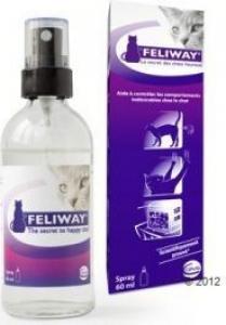 Feliway spray 20 ml - contre l'anxiété  --FIN DE SERIE--