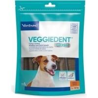 VIRBAC VeggieDent Lamelles dentaires pour chien