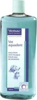 Vet Aquadent hygiène dentaire pour chien et chat