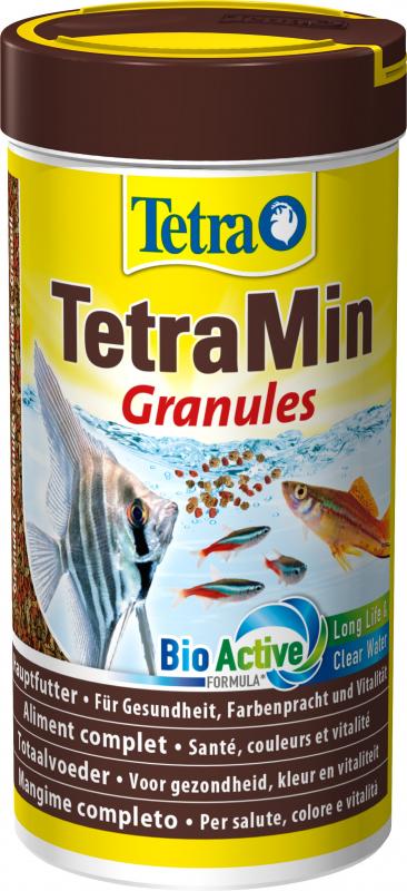 TetraMin Granulés - aliment complet pour poissons tropicaux