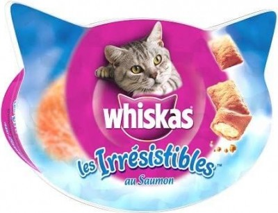 WHISKAS Temptations with Salmon