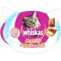 Friandises WHISKAS Boules de Poils pour chat adulte