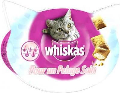 Friandises WHISKAS Beauté du Pelage pour Chat