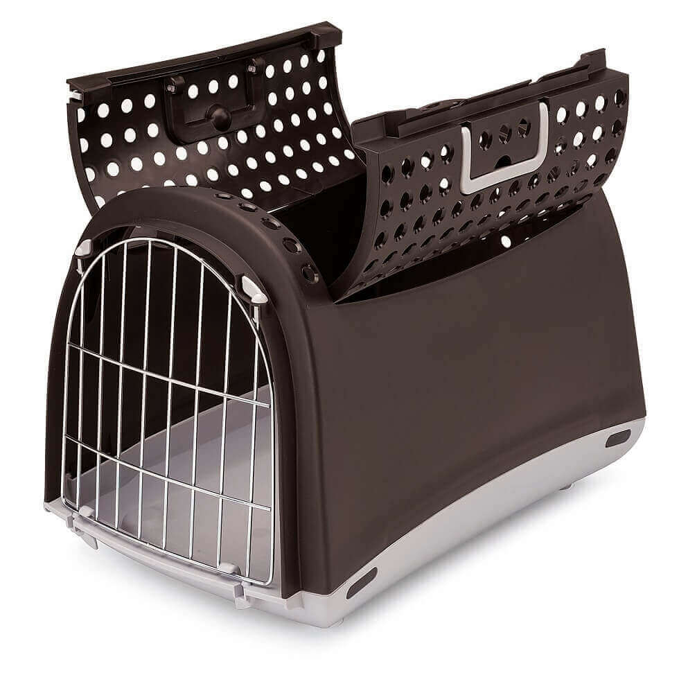 caisse de transport linus cabrio pour chien et chat caisse de transport. Black Bedroom Furniture Sets. Home Design Ideas