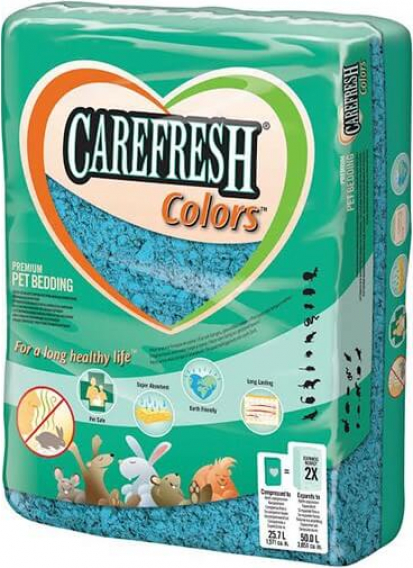 Carefresh Colour Premium Pet Bedding