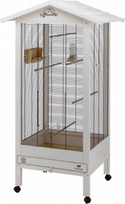 Hemmy Wooden Aviary