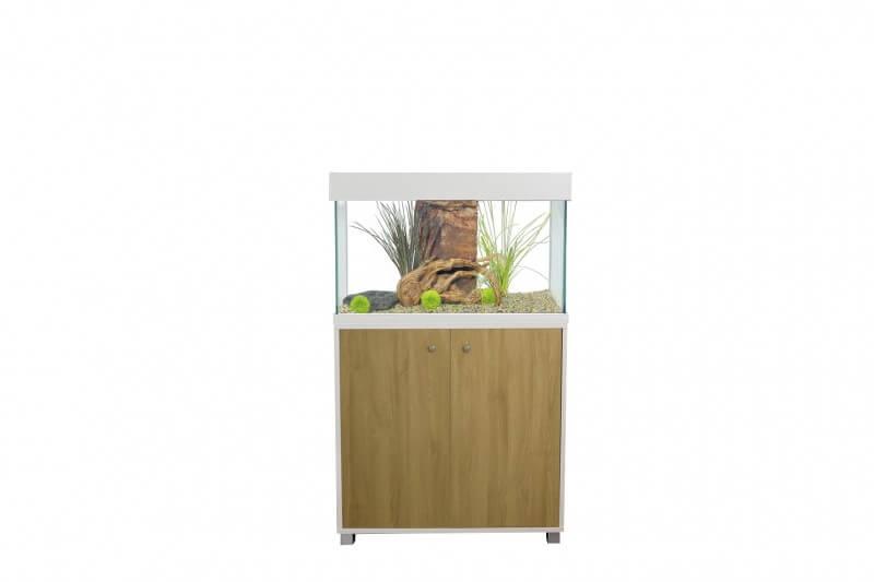 Kit accent aqua 95l meuble r volutionnaire 10min d for Meuble accent