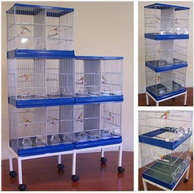 Cage modulable (latéral et vertical)