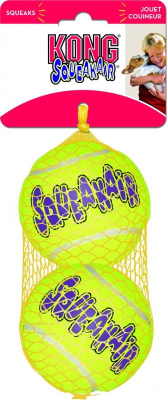 Balles tennis Kong Squeakair
