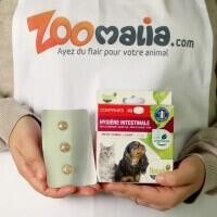 Comprimés vermifuges petit chien et chats (aux plantes)