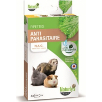 Pipette antiparasitaires insecticides NAC