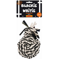 Round Braid Blackie Whitie Pm