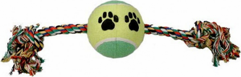 Cordes + Balle de tennis MM