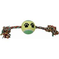 Kordel mit Tennisball MM