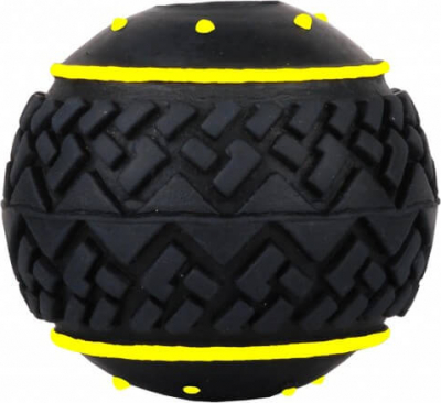 Balle Caoutchouc Black and Yellow