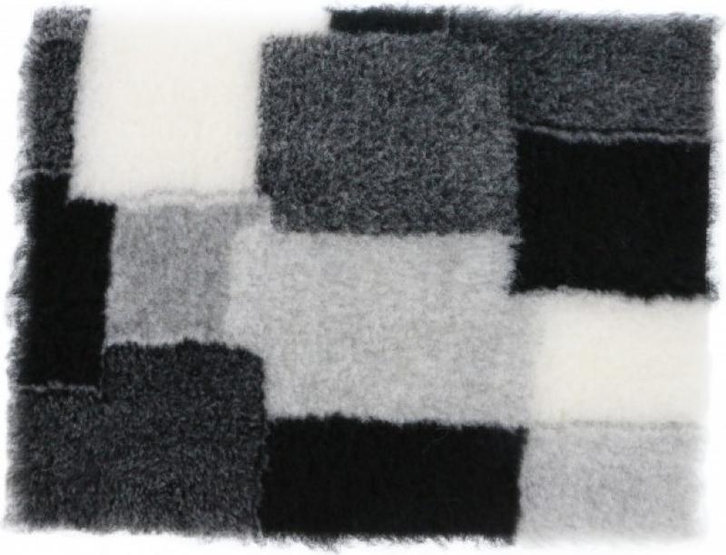 Tapis patchwork 38x50cm Anka Confort