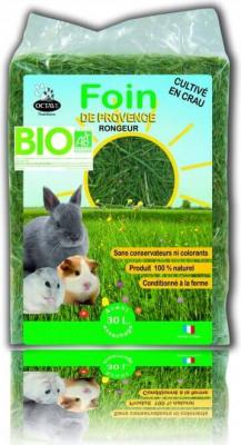 Heno de Provenza Certificado Biológico originario de la llanura de Crau