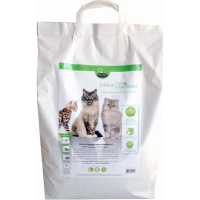 Litière chat agglomérante Octave Odeur Contrôle 100% naturelle et écologique
