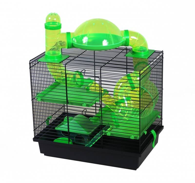 cage hamster et souris roxy cage hamster. Black Bedroom Furniture Sets. Home Design Ideas