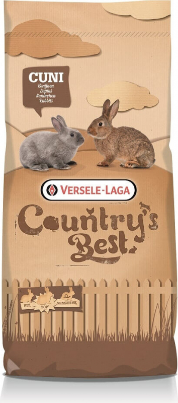Cuni Fit Pure Country's Best Granulés riche en fibres pour les lapins