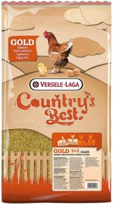Gold 1&2 mash - graines pour poussins de 0 semaine jusqu'à la ponte