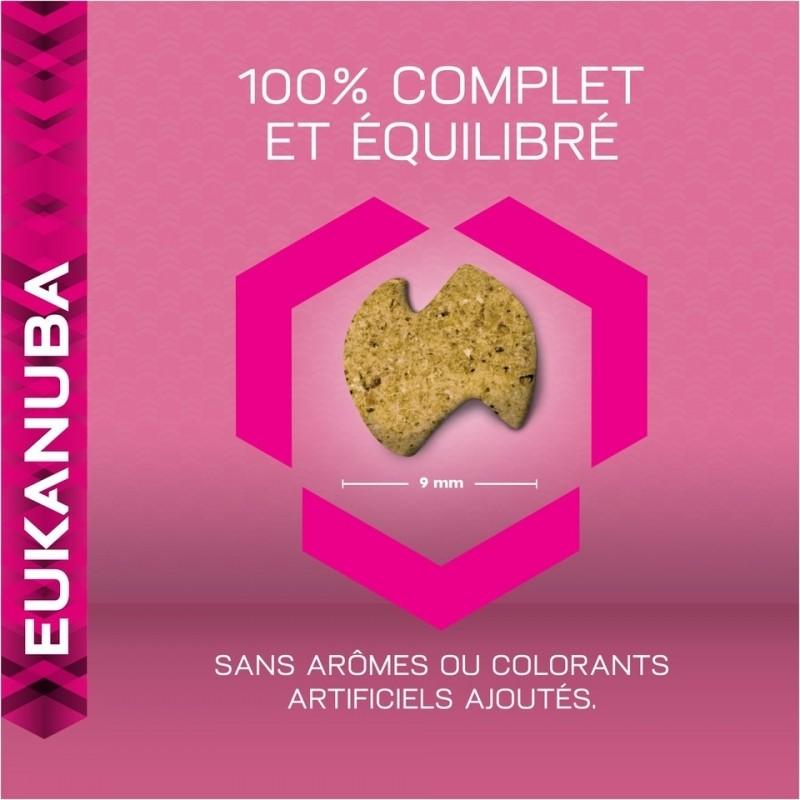 Eukanuba Adult Weight Control pour Chien Adulte de Petite Taille en Surpoids
