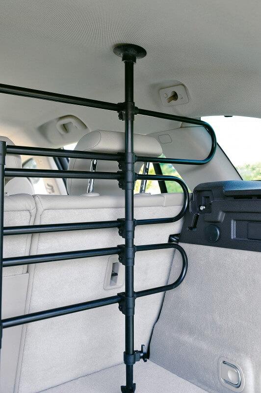 grille de s curit auto universelle accessoires voiture chien. Black Bedroom Furniture Sets. Home Design Ideas