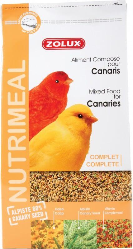 Alimentation canaris nutrimeal standard