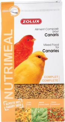 Alimentación para canarios Nutrimel  standard
