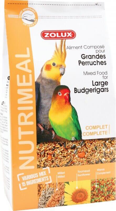 Alimentation Grande Perruche Nutrimeal