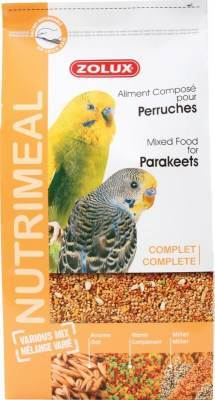 Alimentation Perruches Nutrimeal Standard