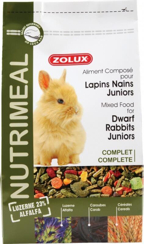 Aliment lapin junior NUTRIMEAL Standard