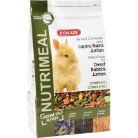 Cibo per conigli junior Nutrimeal Standard