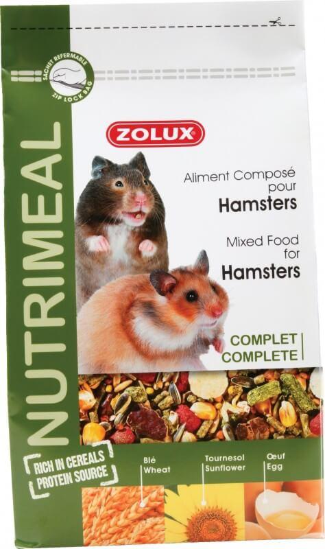 Zolux Nutrimeal Mix hamster