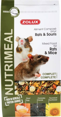 Nutri'Meal for Rats and Mice