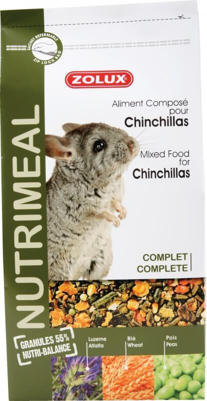 Zolux Nutrimeal Mix chinchilla