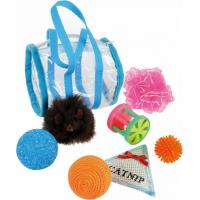 Spielzeugset mit 7 Spielsachen von boursicat