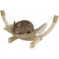 Hamaca vegetal para roedores - Siesta