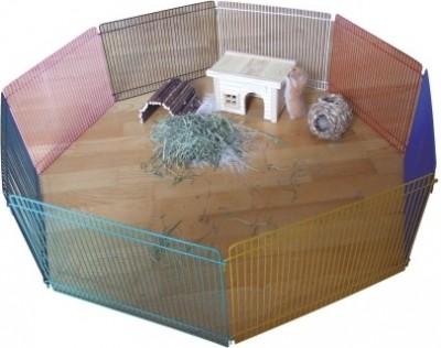 Enclos modulable pour rongeurs