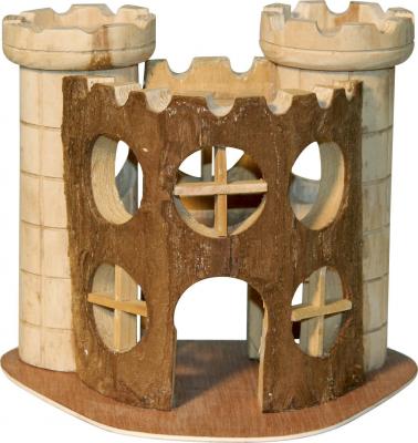 Château pour hamster Nature