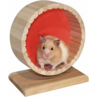 Rueda de ejercicio para hamster