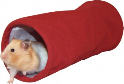 Tunnel de jeux pour hamster en nylon