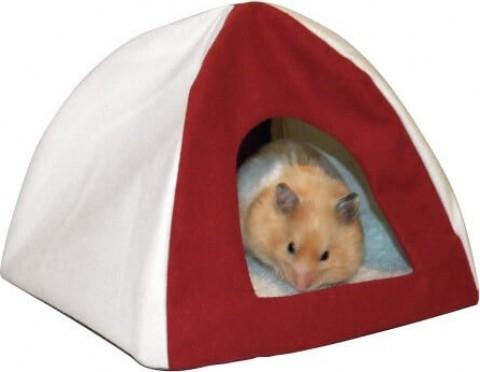 zelt tipi f r hamster. Black Bedroom Furniture Sets. Home Design Ideas