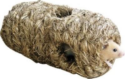 Cilindro vegetal para hamster