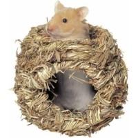 Nido de hierba para hamster