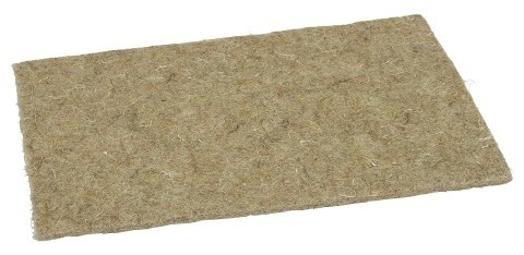 tapis pour rongeur en chanvre 2 tailles paille et liti re rongeur. Black Bedroom Furniture Sets. Home Design Ideas
