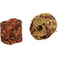 Buffet rouleau céréales/légumes sur pics en bois