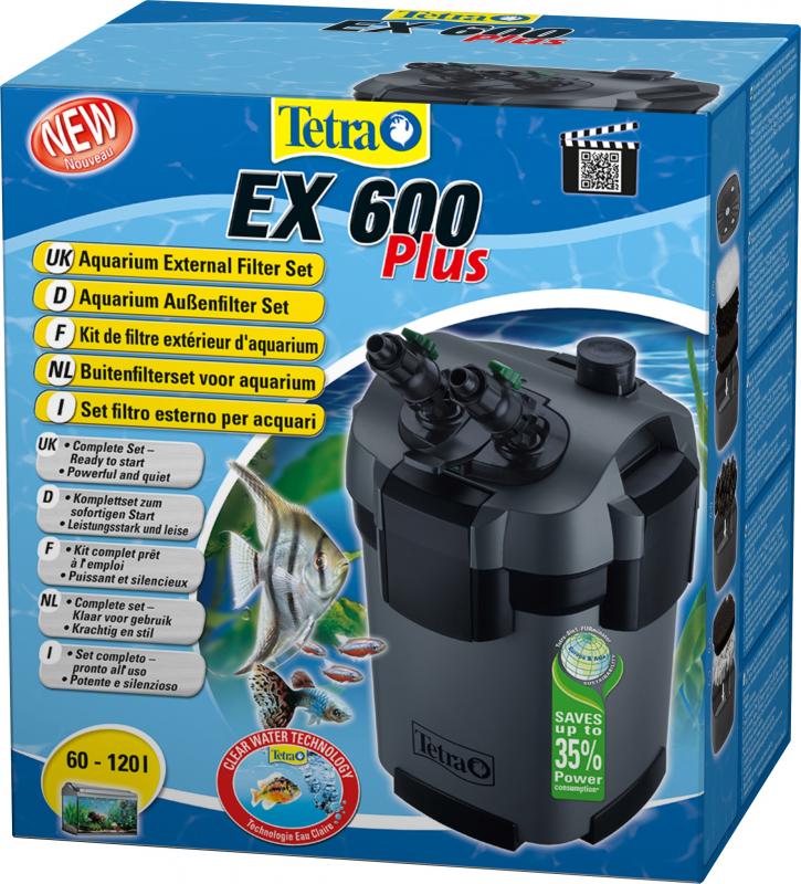Filtro Tetra EX Plus