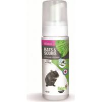 Champú en seco sin aclarado - Espuma para ratas & ratones