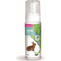 Shampoing sec sans rinçage - Mousse lapins et lièvres
